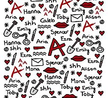 Pretty Little Liars by popcases
