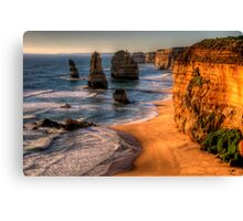 Icons - The Twelve Apostles, The Great Ocean Road - The HDR Experience Canvas Print