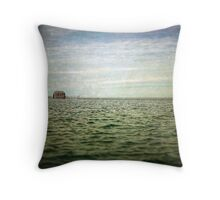 Merewether Tidal Pool Throw Pillow
