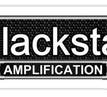 Blackstar Amplification Sticker