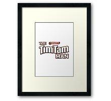 tim tam Framed Print