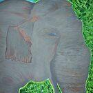 Elephant by auroravalentine