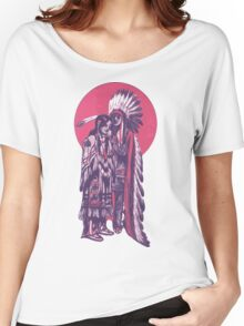 Native American Indian People Women's Relaxed Fit T-Shirt