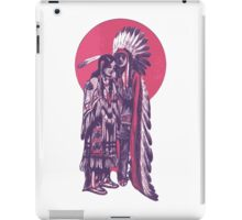 Native American Indian People iPad Case/Skin