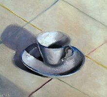 Coffee cup by Kostas Koutsoukanidis