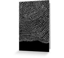 Ink Brush #2 Greeting Card