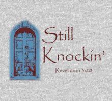 Still Knockin: Revelation 3:20 Kids Clothes