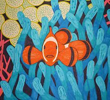 Clown Fish by patstar