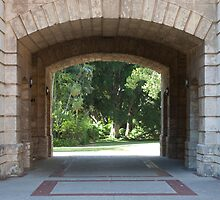 Winthrop Hall to Tropical Grove _090 by KBloodGallery