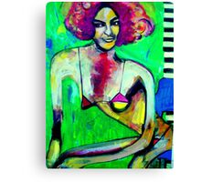Ridiculous bikini's for Mona.  Canvas Print
