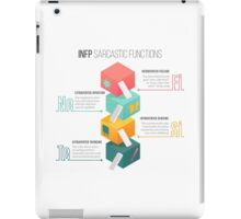 INFP Sarcastic Functions iPad Case/Skin