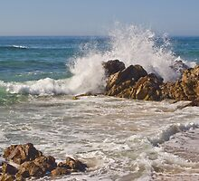 Kylies Beach Splash by blueypics