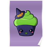 Spooky Cupcake - Wicked Witch Poster