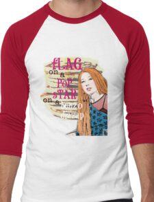 Pancake Men's Baseball ¾ T-Shirt