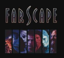 Farscape by sandnotoil