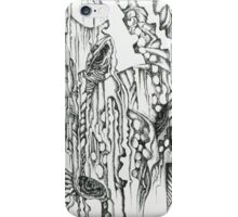 We are being watched iPhone Case/Skin