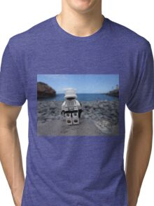 Dave Stormtrooper Whats Out There Tri-blend T-Shirt