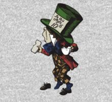 Mad Hatter by Cathie Tranent