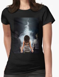 Zed's Powers Womens Fitted T-Shirt
