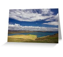 Sterkfontein Dam Greeting Card