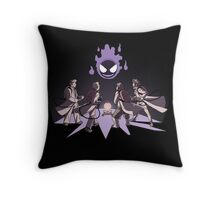 Pokébuster Throw Pillow