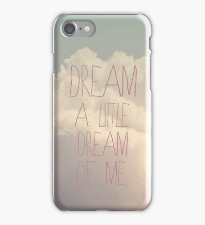 Dream A Little  iPhone Case/Skin