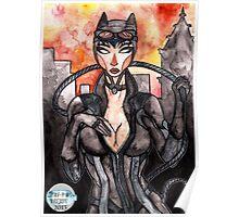 Gotham Babe #1 Poster