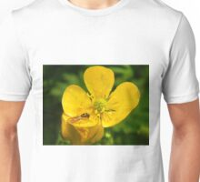 Buttercup with Hoverfly Unisex T-Shirt