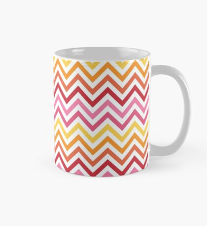 Rainbow Chevron #1 Mug