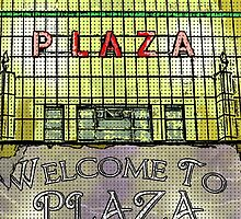 Art Deco Plaza Port Talbot - An Old Touch of Class by SimplyMrHill
