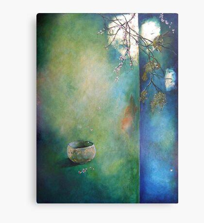 Receptive to love Canvas Print