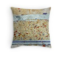 Layer Hill Throw Pillow