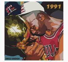 Michael Jordan 1991 - SMILE DESIGN Kids Clothes