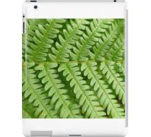 Fern spine iPad Case/Skin