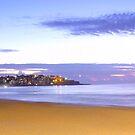 Alone on the beach by rharvey