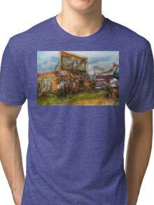 Carnival - Wild Rose & Rattlesnake Joe 1920 Tri-blend T-Shirt
