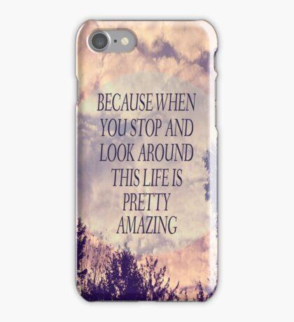 Pretty Amazing  iPhone Case/Skin
