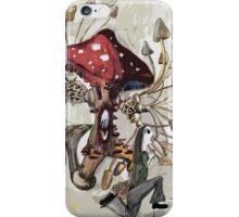 Mushroom Monster iPhone Case/Skin
