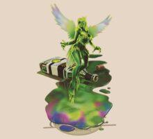 Absynthe - 'The Green Fairy' T-Shirt