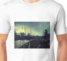 Heybridge Basin Lock Unisex T-Shirt