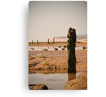 Winchelsea Beach - East Sussex Canvas Print