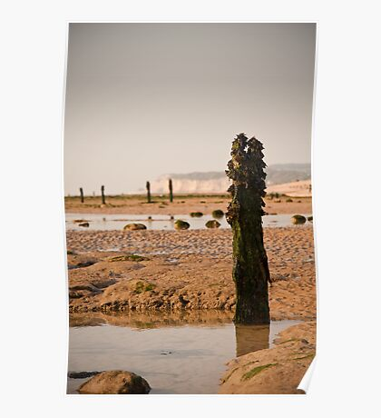 Winchelsea Beach - East Sussex Poster
