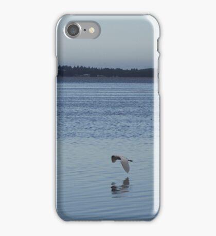 Flying Gull iPhone Case/Skin