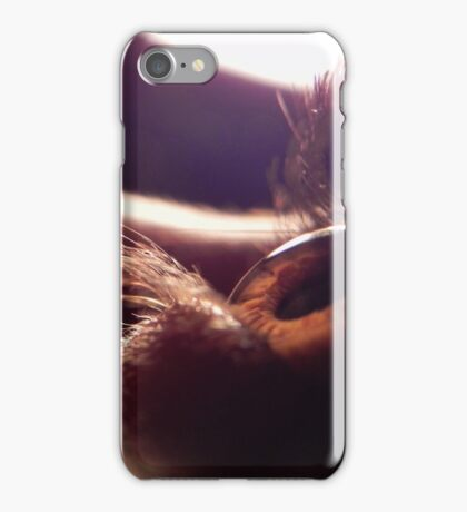 waking to my death iPhone Case/Skin