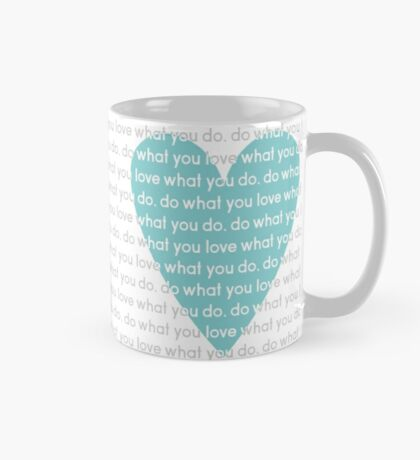 Do What You Love News Mug