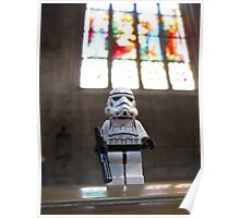 Dave Stormtrooper at Church Poster
