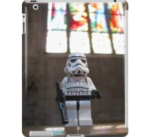 Dave Stormtrooper at Church iPad Case/Skin