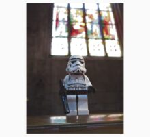Dave Stormtrooper at Church Kids Clothes