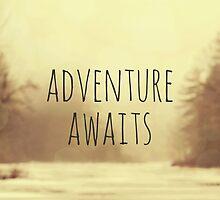 Adventure Awaits II by Vintageskies