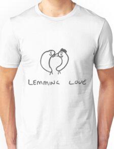 Lemming Love Unisex T-Shirt